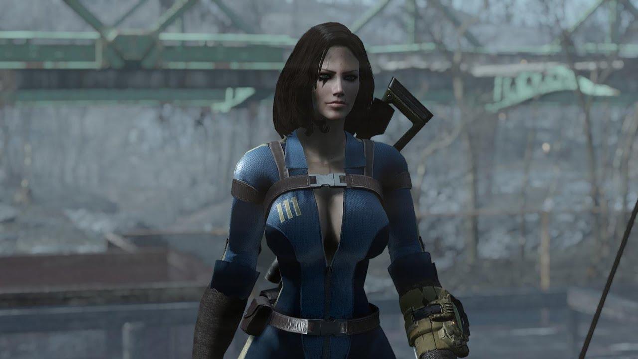 Fallout 4 Vault 101 Jumpsuit Mod