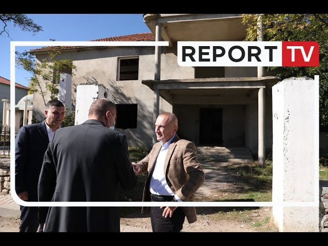 Report TV -Meta në Devoll kujton Dritëro Agollin: Shtëpia e tij të restaurohet sa më shpejt