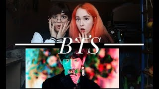 BTS LOVE YOURSELF 轉 Tear 'Singularity' Comeback Trailer  REACTION