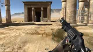 Serious Sam 3 Walkthrough Part 7 Multiplayer Classic CO - OP ( Unearthing the Sun )
