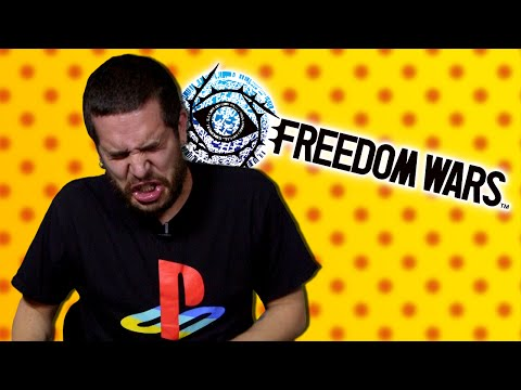 Freedom Wars - Hot Pepper Game Review ft. Colin Moriarty (Kinda Funny)