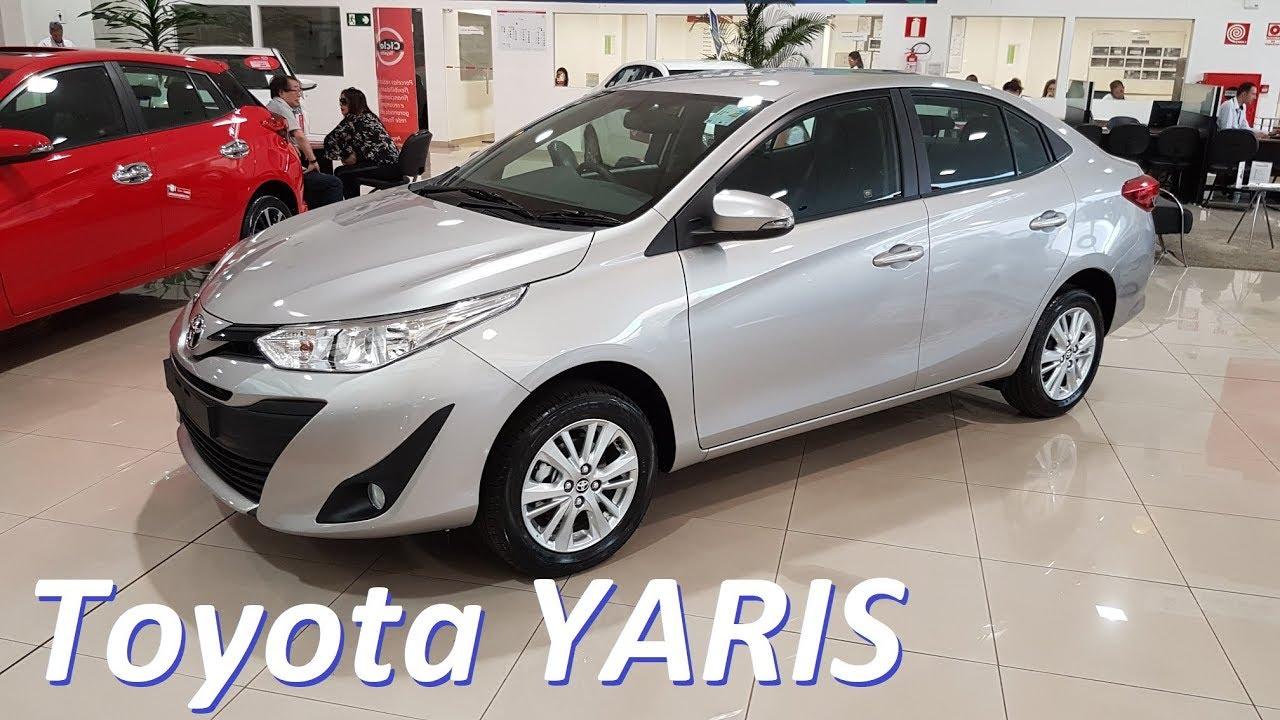 Toyota Yaris Cvt Youtube
