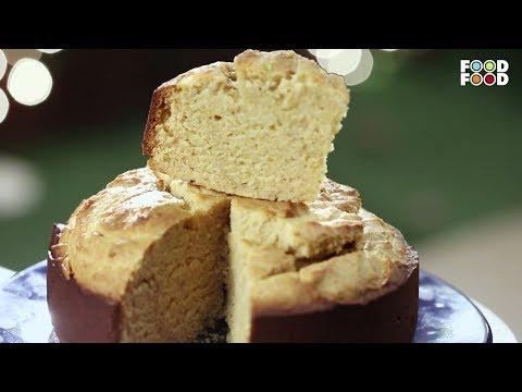 Eggless Mithai Cake | Chef Sanjeev Kapoor | FoodFood | Diwali Delights