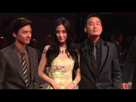Director Stephen Fung, Angelababy and Tony Leung Ka Fai ...