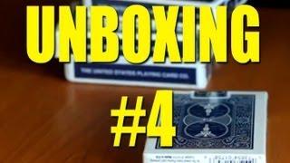 Unboxing #4 - Carti de joc + Review (eBay)