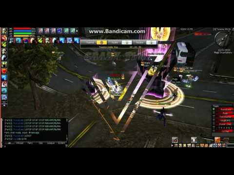 Chaos Gaming Network Gameplay