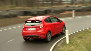 Ford Fiesta ST versus legendary Lommel Track 7