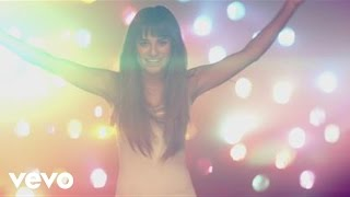 Watch Lea Michele Cannonball video