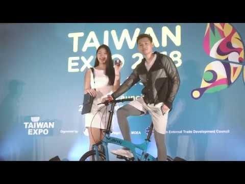 Taiwan Expo 2018 in Malaysia Soft Launch