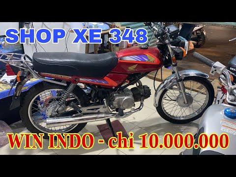 Honda Win 100 INDONESIA chỉ 10.000.000 - Win Dặm Đường - SHOP XE 348 - 0904670897