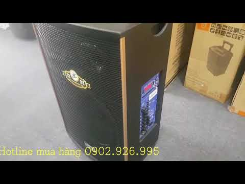 Review Loa Kéo Best 4230 Bass 4 Tấc Mẫu 2019