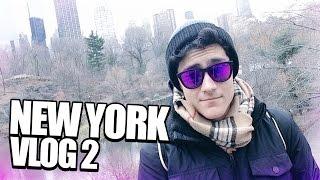 EPIC VLOG NEW YORK DIA 2 !! Central Park, Helicopteros & Pajaros Everywhere  c/ Alvaro GtaV