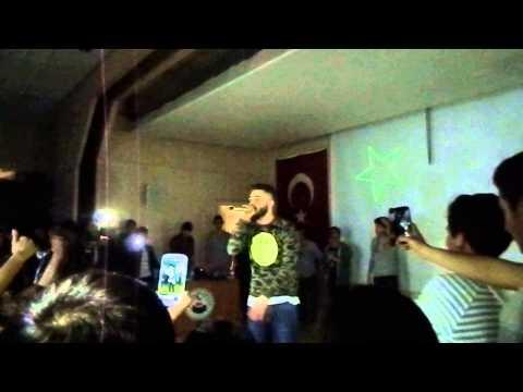 Şehinşah Vah Vahap Vah Live @Bursa