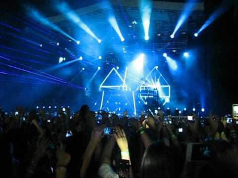 David Guetta LIVE Caracas, Venezuela 12-01-13 (Part 01)