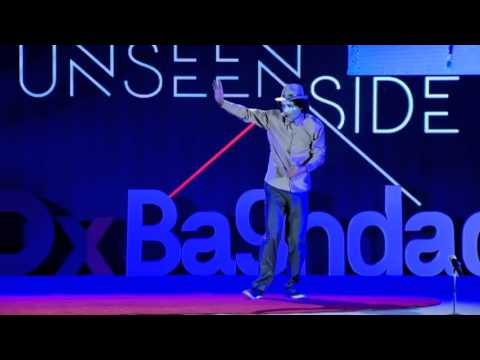 The Unseen Side | Hussein Mohammed Hussein | TEDxBaghdad