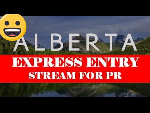 Alberta Announced New Express Entry Stream for Canada Immigration