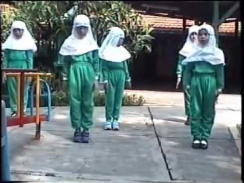 www stafaband co   Senam Asma'ul husna versi anak anak