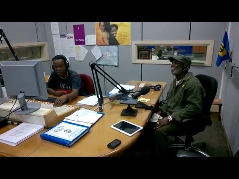 EZB Interview on Roots Rock Reggae Show on 94.7fm CBC Barbados