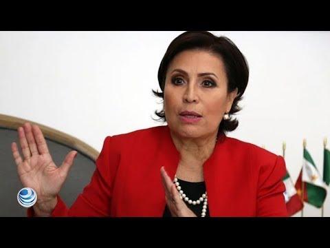 Juez ordena prisión preventiva contra Rosario Robles