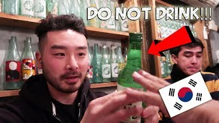OMG! THE PROPER WAY TO DRINK SOJU | Vlog #32