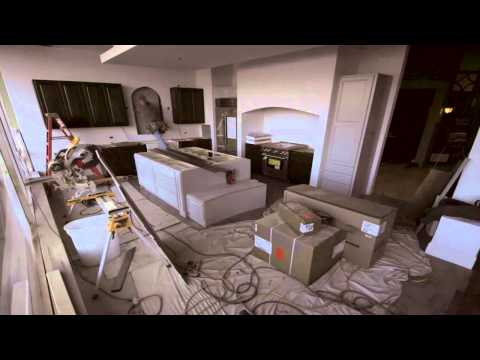 The 3-Minute Airoom Kitchen Renovation