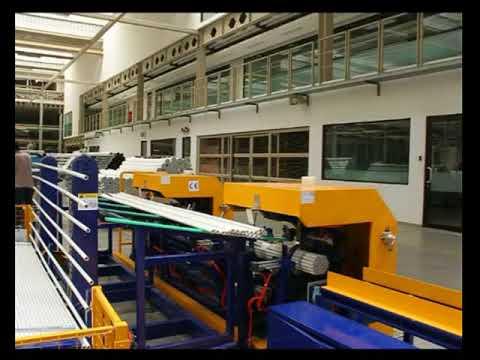 Automatic pvc pipe bundling machine and bagging machine