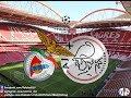 Rádio Antena 1 - Benfica x Ajax - Relato dos Golos