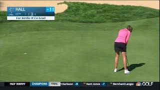 Georgia Hall Final Round Highlights at the Cambia Portland Classic