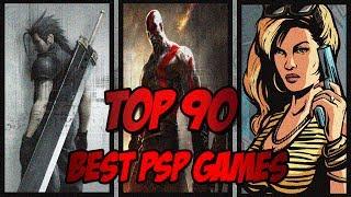 Top 90 Best psp games