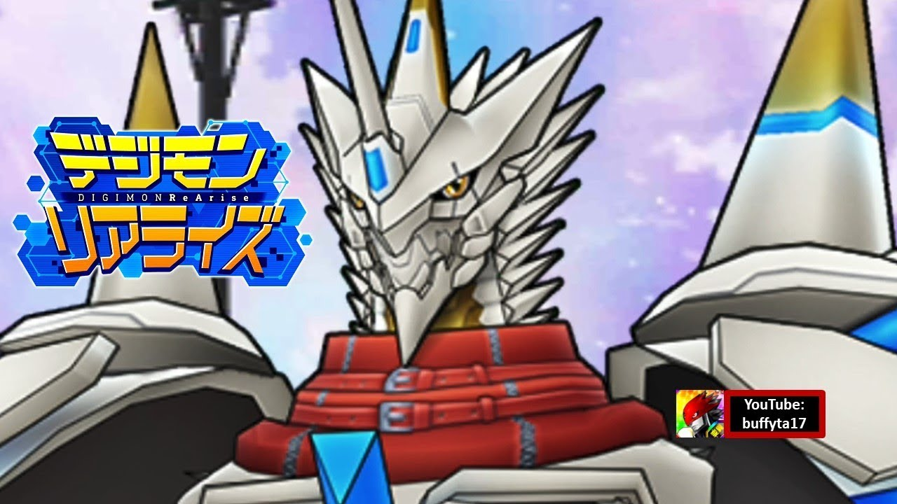 Digimon Rearise Royal Knights Event Royal Knights Area Historia Youtube It exceeded the perfection shining from the crystal in saviorhuckmon's chest, assumed its ultimate form, and acquired the title of a royal knight, the highest rank of network security. digimon rearise royal knights event royal knights area historia