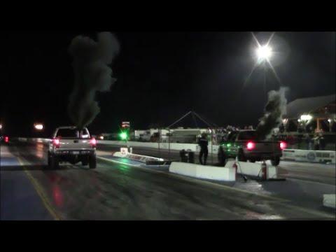 Diesel trucks at Cayuga/TMP