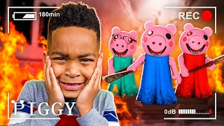 Download ROBLOX PIGGY BOOK 2 WITH THE PRINCE FAMILY