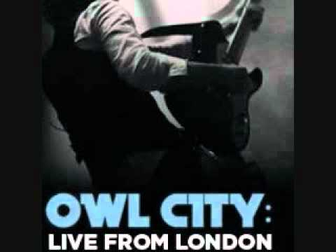 Owl City - Live From London 2010 **FULL SHOW** [AUDIO]