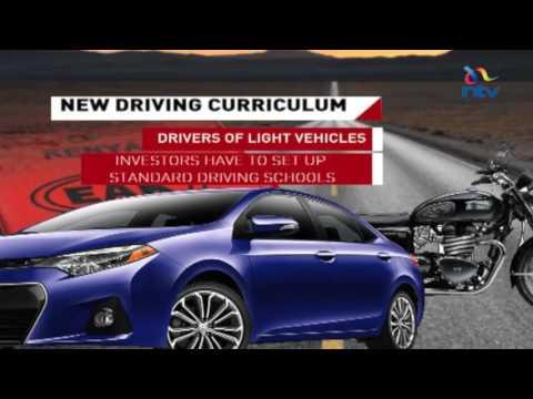 NTSA launches new driving curriculum for Kenyan drivers thumbnail
