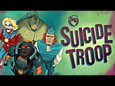 THE SUICIDE TROOP - SOCIETY OF VIRTUE