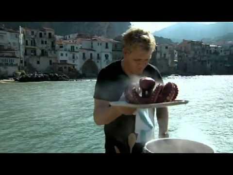 Sicilian Octopus Stew - Gordon Ramsay