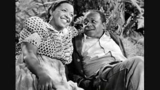 Ethel Waters - Georgia On My Mind (1939)