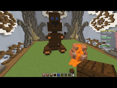 Build Battle - Teddy Bear