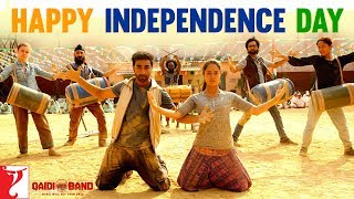 Happy independence day 2017 | qaidi band | aadar jain | anya singh