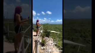 YOU MUST SEE THIS !!!   Sasha Banks with her friends on vacations.