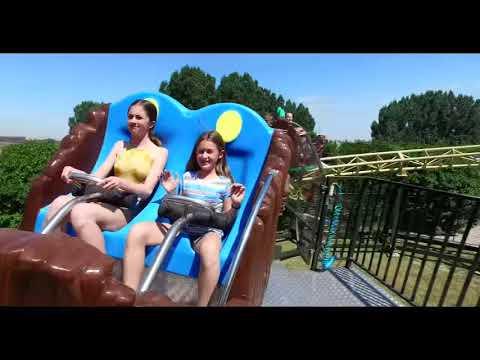 Bear World Idaho * Log Roller Coaster * Yellowstone Bear World in Idaho