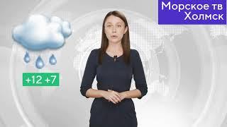 Прогноз погоды в городе Холмск на 6 июня 2021 года