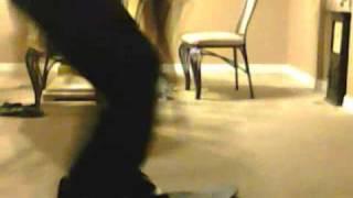 360 Shuvit on Carpet