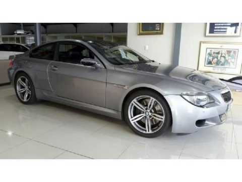 2008 BMW M6 SMG Coupe Auto For Sale On Auto Trader South Africa