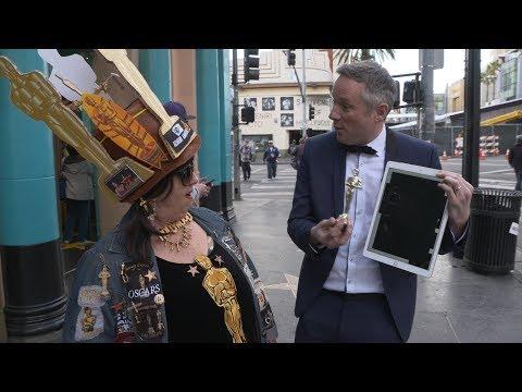 iPad Magic in Hollywood #Oscars2018