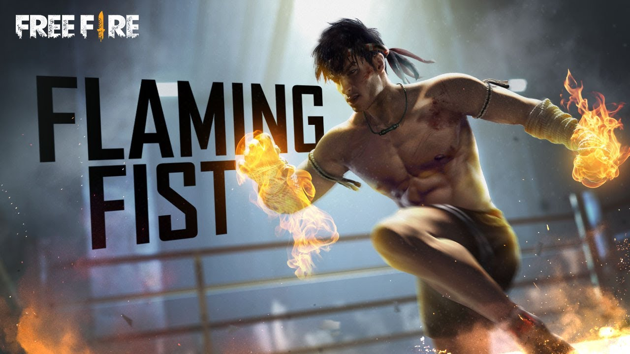Flaming Fist Promotional Video | Garena Free Fire