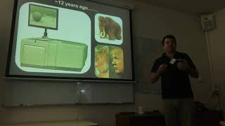 Mike Bunce - Insights into fossil assemblages using ancient DNA