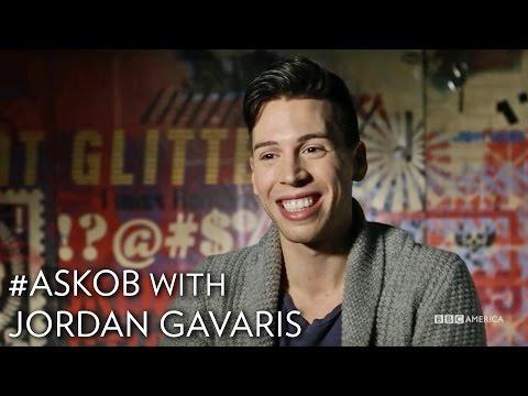 AskOB with Jordan Gavaris