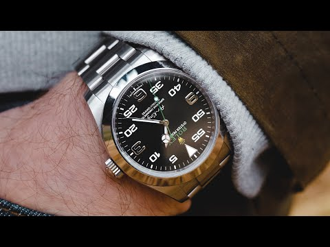Hands-on With Rolex Air-King 116900  - Underrated Rolex