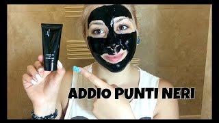 RIMUOVERE I PUNTI NERI CON UNA MASHERA? | Black Mask